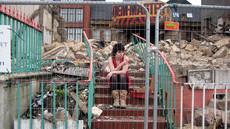Miejskie Dokufikcje, performance, fotografia, Glasgow 2008, fot. Martina von Holm