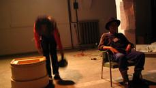 Działania w Pathos Transport Theatre, Monachium listopad 2005