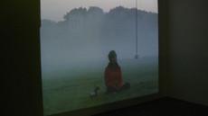 Medytacja w parku, Wideo projekcja, Działania w Pathos Transport Theatre, Monachium listopad 2005