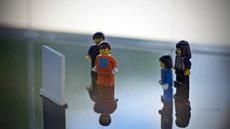 Wszystko udaje coś innego, CSW przy Starym Rynku w Poznaniu w Skansenie Miniatur, Pobiedziska, maj 2012, fot. Joanna Tekla Woźniak