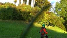 Pielgrzymka, działania w Parku Angielskim, Monachium październik 2005