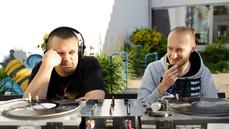 Audio Perfomance DJ Cliktime, BWA, Olsztyn czerwiec 2014, fot. Arkadiusz Stankiewicz