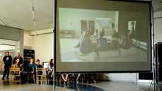 Muzyczna Wystawa, BWA, Olsztyn czerwiec 2014, fot. Arkadiusz Stankiewicz