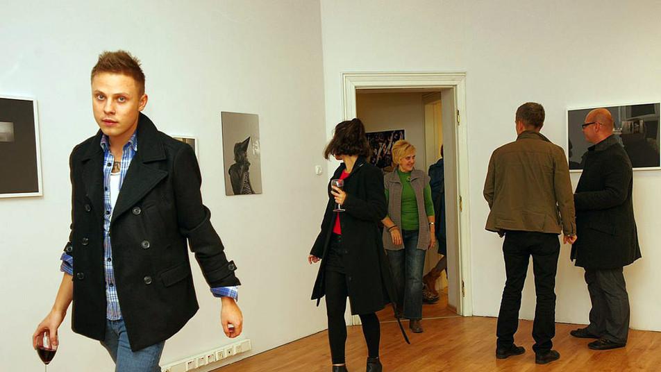 Yulka Wilam, fotografia, Poznańska Galeria Nowa, Poznań listopad 2011, fot. Anna Zdebska