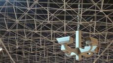 Maddy Dickerson, CCTV, obiekt 2008- 2010. fot. Joanna Tekla Woźniak