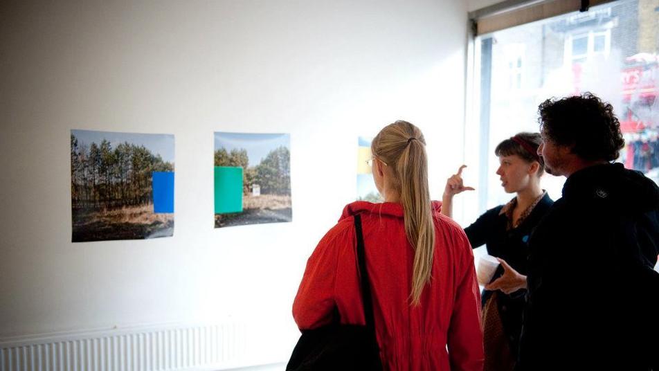 Natalia Janula, fotografia, instalacja, Utrophia Project Space, Londyn czerwiec 2012