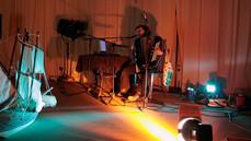 Wystąpienie Oli Winnickiej, Edynburg 2008, fot. Artur Górzyński