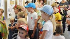 Linnea w Ogrodzie Moneta, Olsztyn sierpień 2013, fot: archiwum BWA Olsztyn