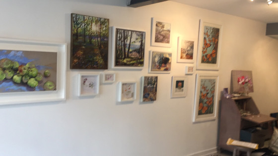 Feeling at HOME at Slate Art Gallery
