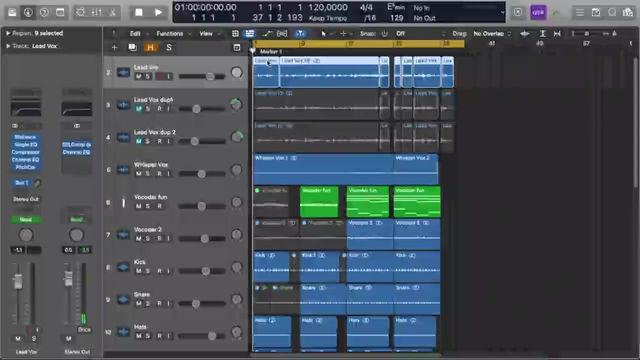 Vocals That Pop (mix techniques for Pop vocal)