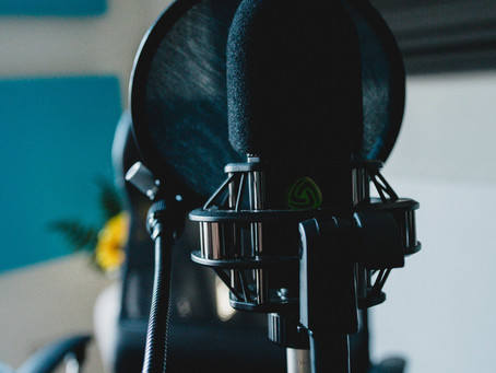 Tools for voice - The humble pop filter