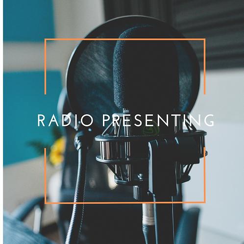 Short Course:  Radio Presenting