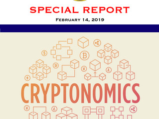 Special Report - CRYPTONOMICS