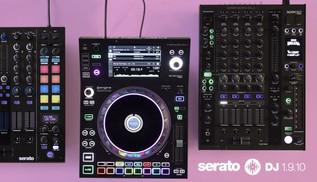 Serato DJ 1.9.10 Integrates Denon Prime Series; High Sierra Support