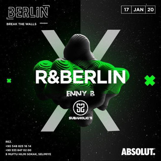 R&Berlin @ Berlin on January the 17th