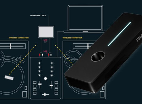 Phase Looks To Replace DVS Timecode With Wireless Vinyl Tracking: NAMM 2018