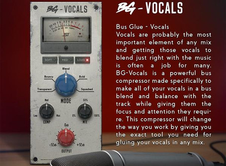 JST BUS GLUE BG-VOCALS