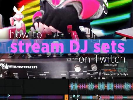 Stream DJ Sets On Twitch: Cutman's Ultimate DJ Streaming Guide