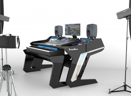 Studio Desk Announces Upcoming Launch of New Commander V2 Desk