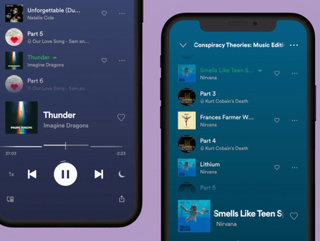 Spotify Introduces a new Music And Spoken Word Format, Open To All Creators