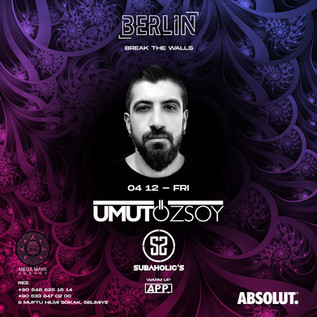 Subaholic's at Berlin / 4th December