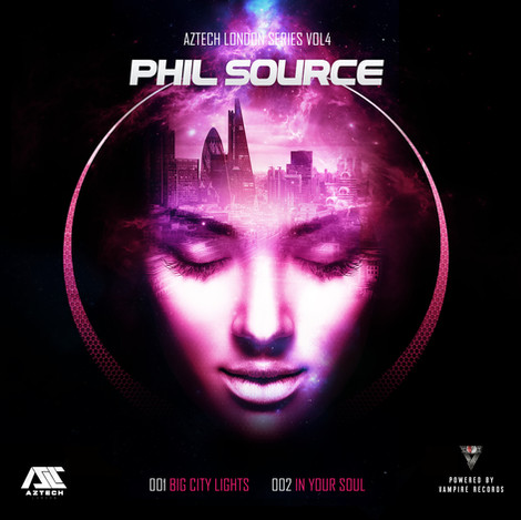 Phil Source - Aztech London Series Vol4