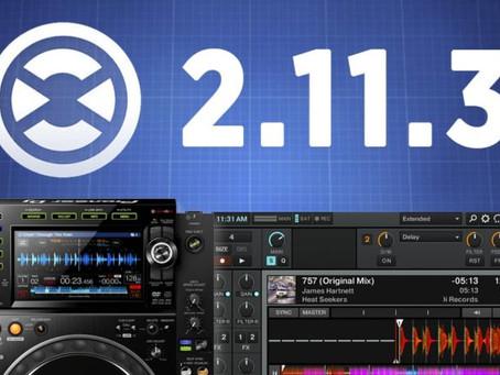 Traktor Pro 2.11.3 Public Beta: DJM Scratch Certification, Improved CDJ Waveforms, ITunes Info Sync