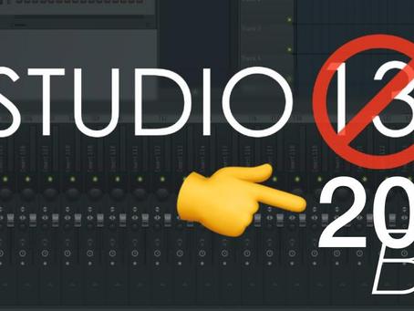 FL Studio 20 is here!