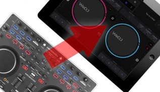 How To Use Any MIDI Controller With WeDJ + Cross DJ IOS Apps