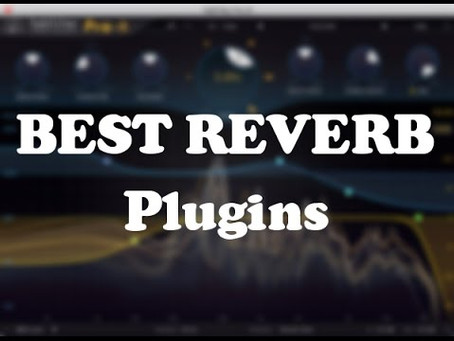The 15 Best Reverb Plugins for Every Mix Situation