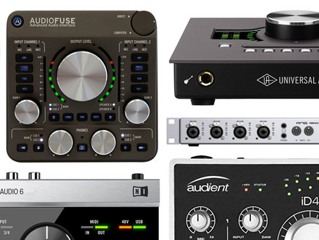 The 52 Best Audio Interfaces on the Market
