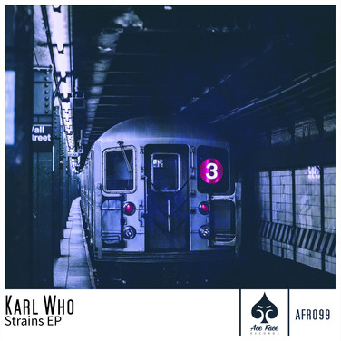 Karl Who - Stains EP