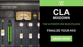 Waves CLA MixDown
