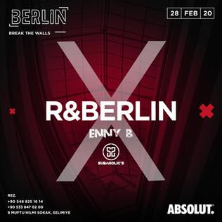 Friday 28th February @ Berlin Club