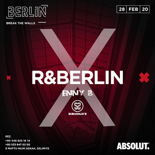 Friday 28th February @ Berlin Club