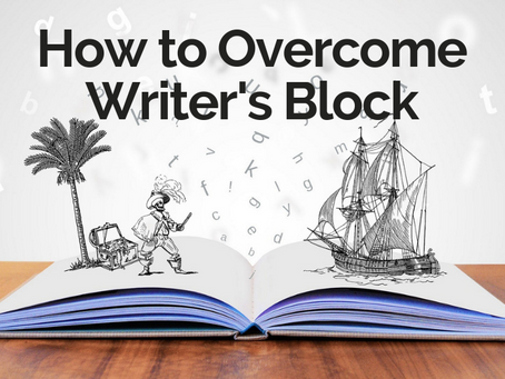 How To Overcome Writers-Block!