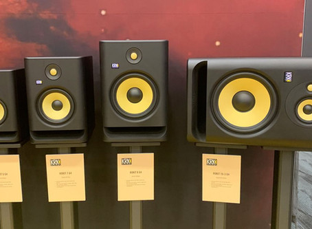 KRK Launches Rokit G4 Line: An Update To The Classics