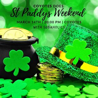 March the 14th @ Coyotes/Kyrenia