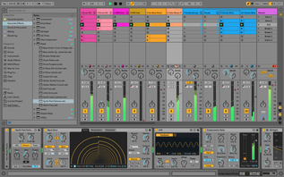 "Ableton announced ""Live 10"""