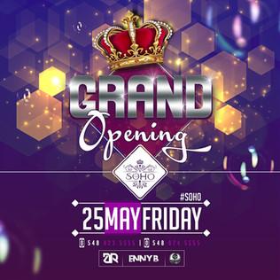 Friday 25th at Soho Club / Kyrenia