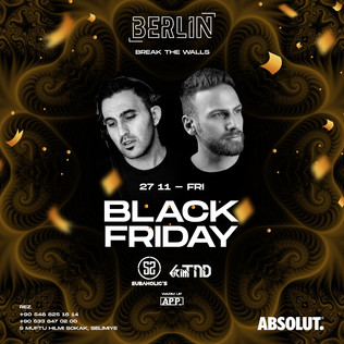 Subaholic's at @Berlin 27/11/2020