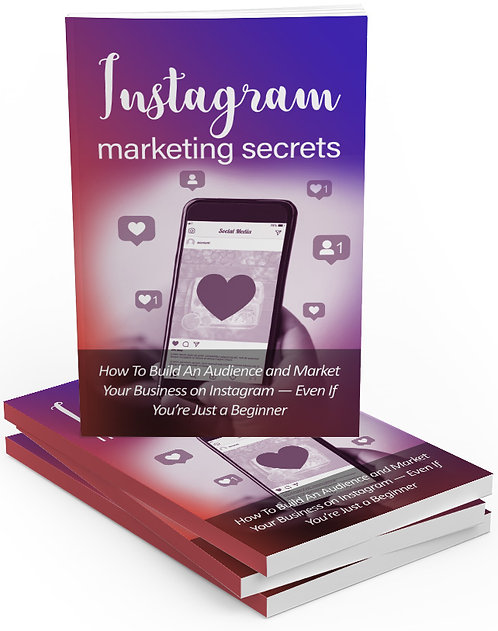 Musician Life - Instagram Marketing Secrets Ebook