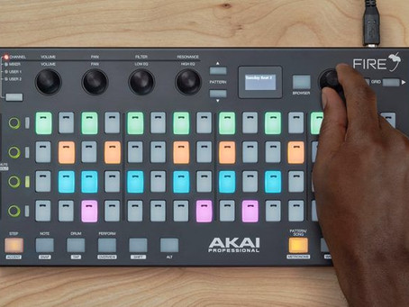 Akai Fire: FL Studio Finally Gets A Dedicated Hardware Controller