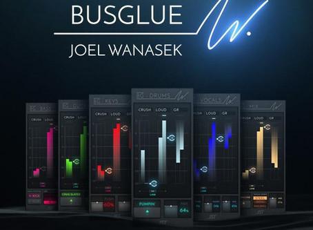 BUS GLUE JOEL WANASEK by JST