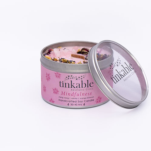 Tinkable Mindfulness Candle