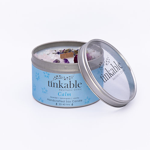 Tinkable Calm Candle