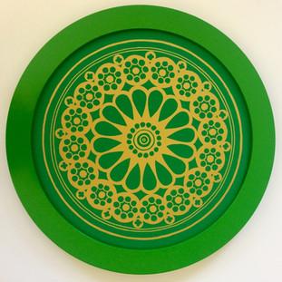 Heart Chakra Green