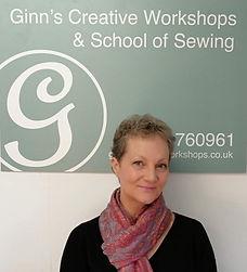 Ginn Downes Headshot