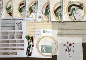 Ginn Downes-Selection of Sewing Kits