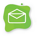 email icon green
